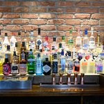 Over 100 drinks to choose from