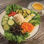 Tuna Chef Salad