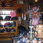 Gift shop in the lodge!