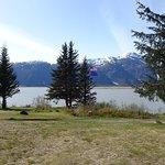 beautiful views from lodge