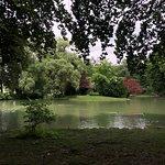 صورة فوتوغرافية لـ الحديقة الإنجليزية