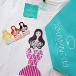 Mermaid tshirt (Gorgona)