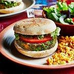 Super Green Burger