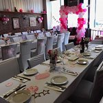 Function room. Seats up to 50. Check date/time availability. NO room fees.