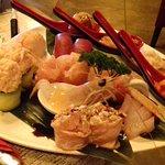 Gunkan,tartare,sashimi,nigiri