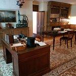 Brunel's office