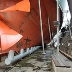 SS Great Britain's hull