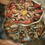 Antipasto di frutti di mare