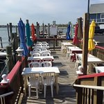 Waterfront dining at its BEST!