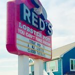 Round the corner of the Inlet and Red's will be there waiting for you!