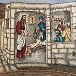 mosaic in Duc in Altum