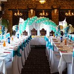 the Hunting Room - Dressed for a Wedding.