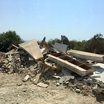 Israel demolished this Palestinian building for no reason other than to get rid of Palestinians.