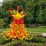 Don't miss the Chiluly glass exhibit at the Biltmore through Oct. 2018.