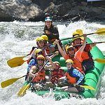Whitewater rafting with Mother Lode the wildly popular American River