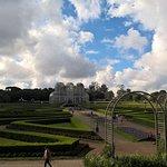 Início do Jardim Botânico
