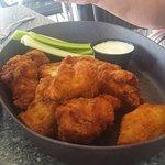 Chicken brushetta