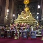 Photo of Temple of the Reclining Buddha (Wat Pho)
