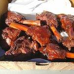 BBQ Duck Wings
