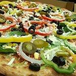 GYM FIBRE PIZZA