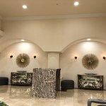 Crystal Beach Suites Oceanfront Hotel: стиральные машинки и автомат по продаже стирального порошка