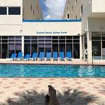 Crystal Beach Suites Oceanfront Hotel Foto