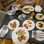 今日の朝食・・・