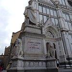Front of Basilica Santa Croce