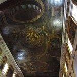 plafond de maîtres flamands