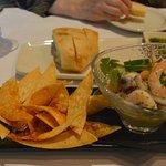 Cevocje with loads of Shrimp