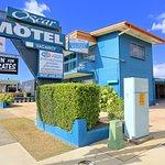 奧斯卡汽車旅館