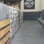 Foto de Horse Thief BBQ restaurant