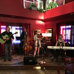 Live Music Friday nights from 8-10pm