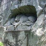 Foto de Monumento al león de Lucerna