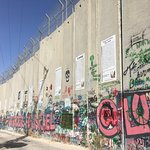 Separation Wall in West Bank