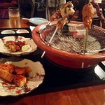Meat Lovers mix Robata