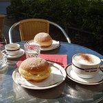 Schmalznudel - Cafe Frischhut Foto