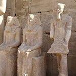 huge statues