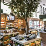 The Greek Deli shop
