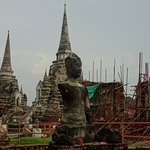 Foto de Parque Histórico de Ayutthaya