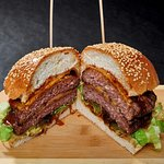 Duble Joy Burger (Medium)