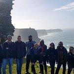 Passeio aos Cliffs Of Moher - Atração natural mais visitada da Irlanda