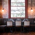 Dining room designed by Alexander & Co