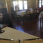 Restaurante-Hotel Rural La Garza Real Resmi