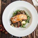 Fresh, healthy dishes
