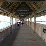 ภาพถ่ายของ สะพานชาเปล