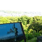 清正像付近からの景観