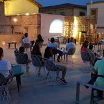 Our roof is ideal for lounging under the Nicosia sky as well as hosting our presentations