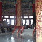 Das Innenleben des Tempels