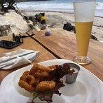 beer & calamari